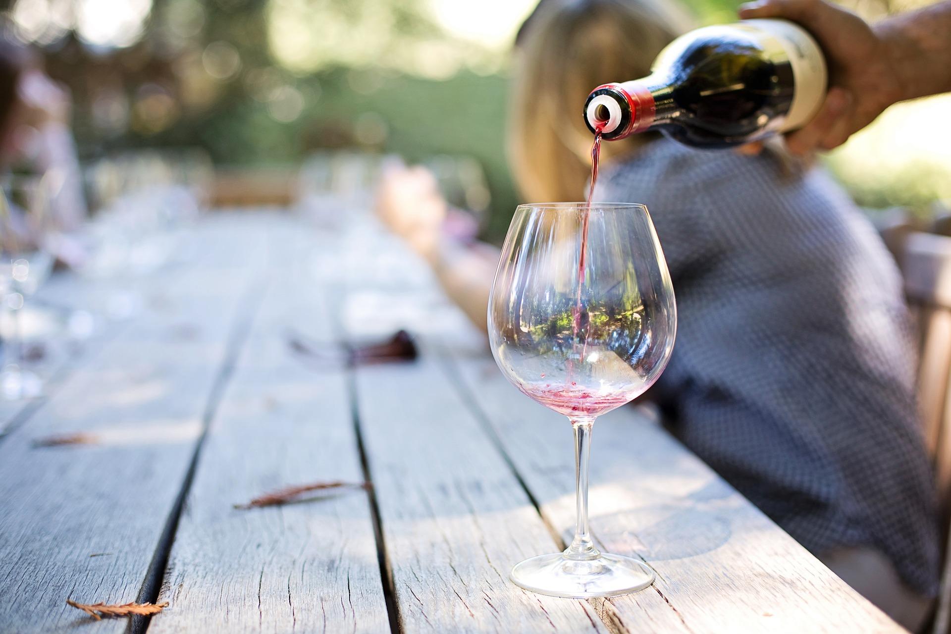 Slider vino